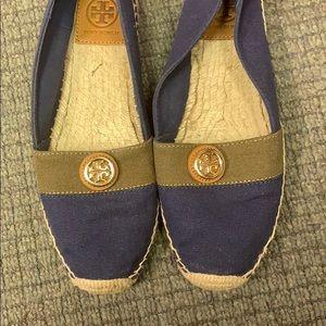 Tory Burch Shoes - Tory Burch Espadrilles NEVER WORN